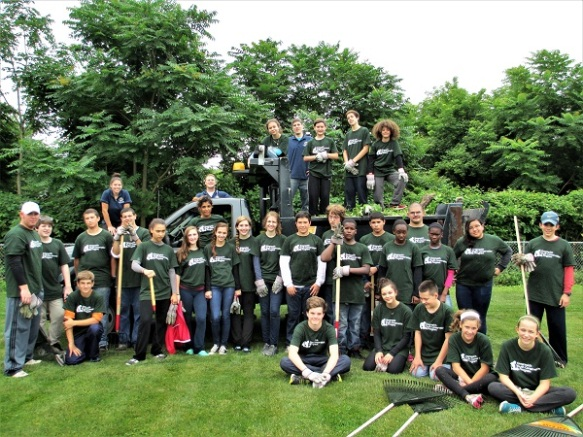 Green Youth Conservation Program