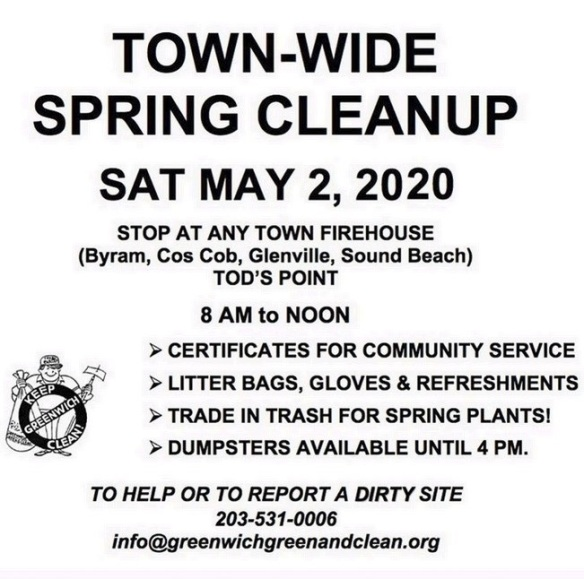 Town-Wide Spring Cleanup